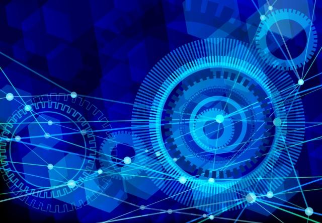 ネットワークテクノロジーのイメージ画像
