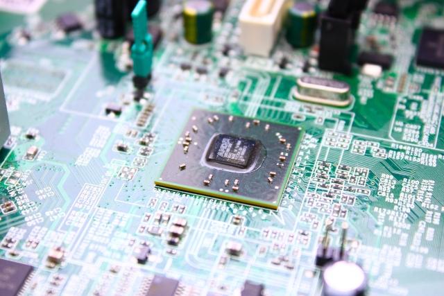 パソコンの基盤