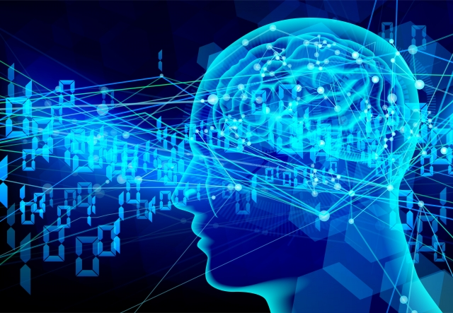 人工知能のイメージ図