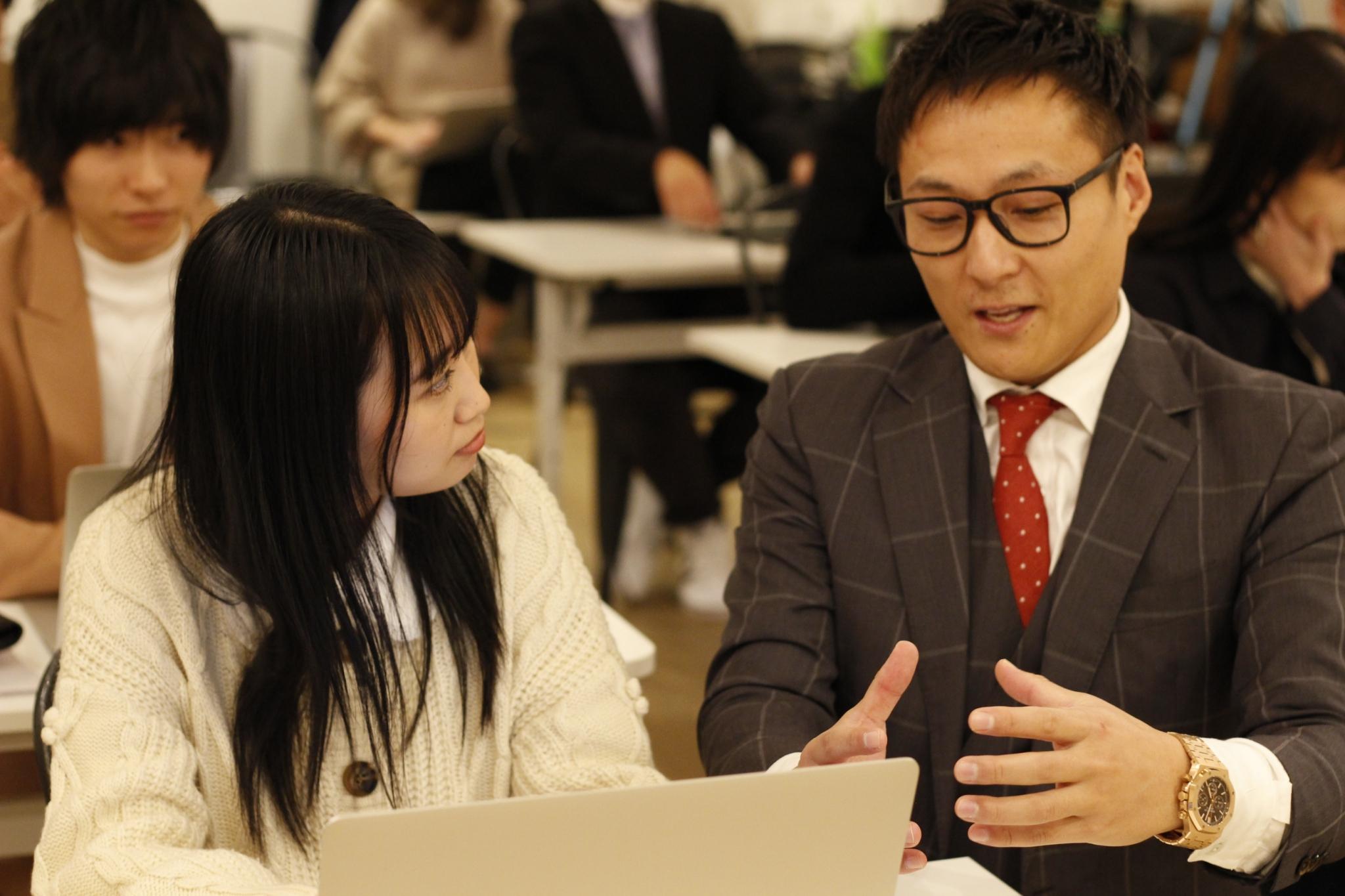 プログラミングジャパンのレッスン風景3