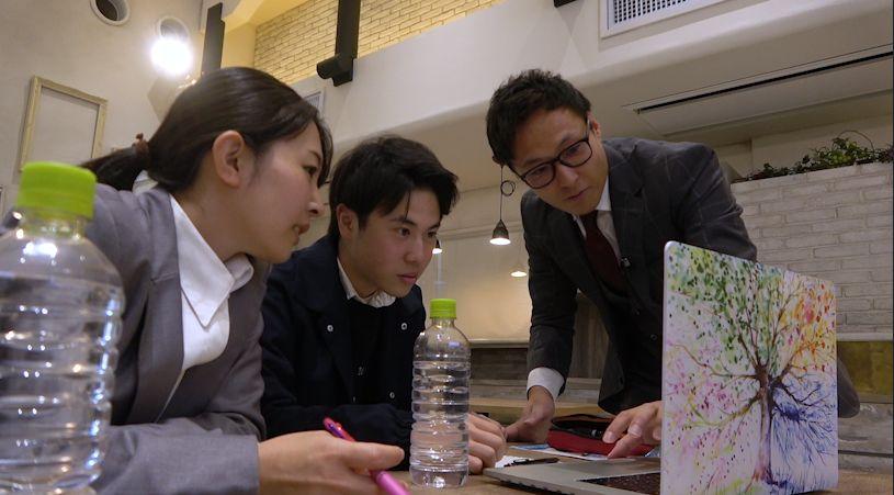 プログラミングジャパンのレッスン風景